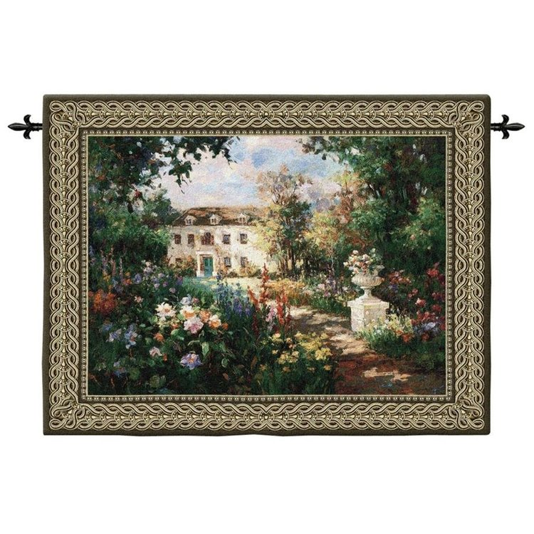 View larger image of Aix En Provence Landscape Wall Tapestry: Large