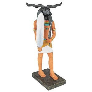 Khnum the Egyptian God of the Nile Statue