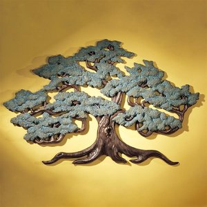 Ancient Tree of Life Wall Sculpture
