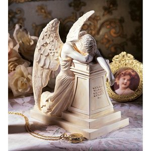 Angel of Grief Monument Statues