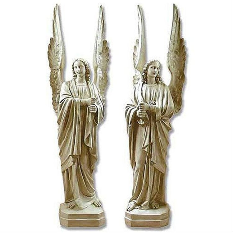 View larger image of  Angels of Verona  Religious Statues