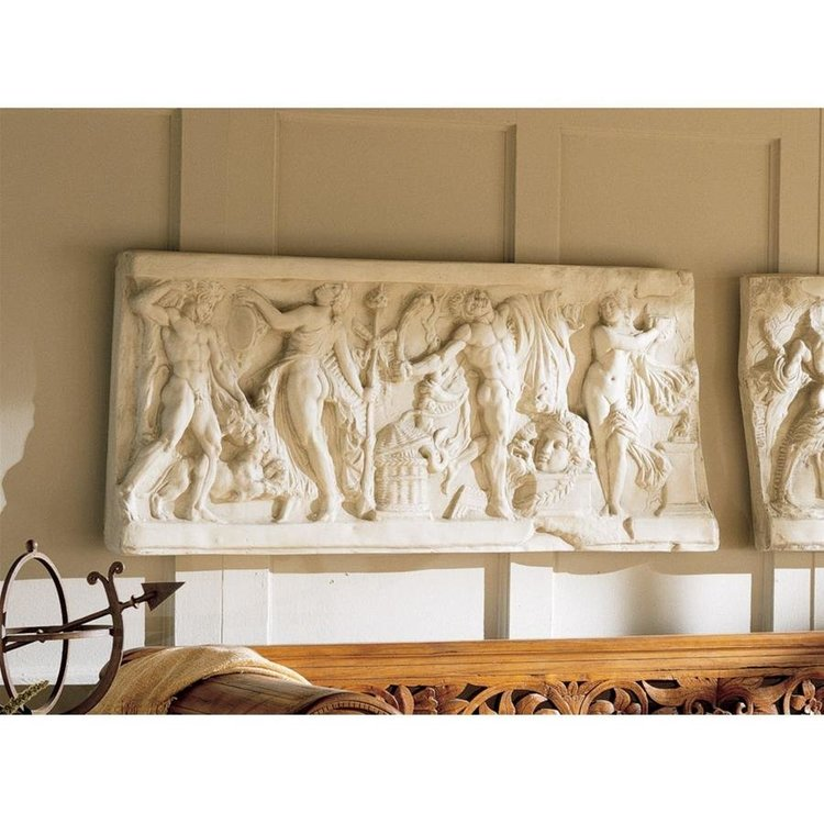View larger image of Bacchanal Dancers Relief