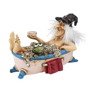 Bewitching Witches Statue Collection: Cauldron of Beauty