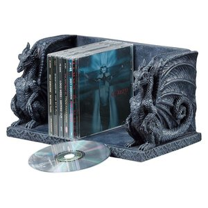Blackmore Dragons Library CD Book Stand