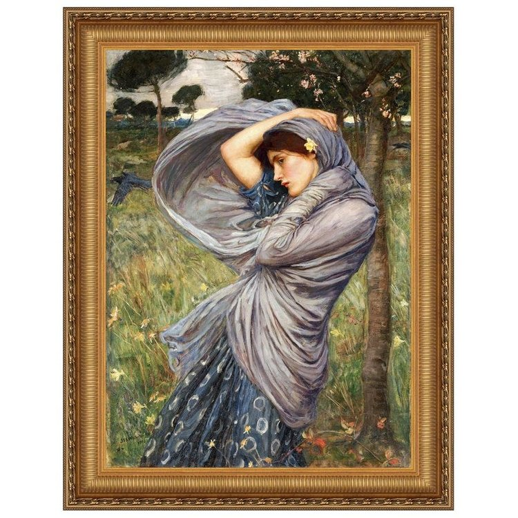 View larger image of Boreas, 193: Canvas Replica Painting: Large