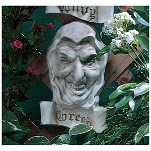 Cardinal Sin of Greed Plaque