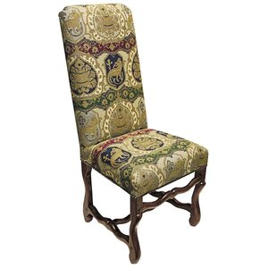 Chateau DuMonde Coat of Arms Dining Side Chairs