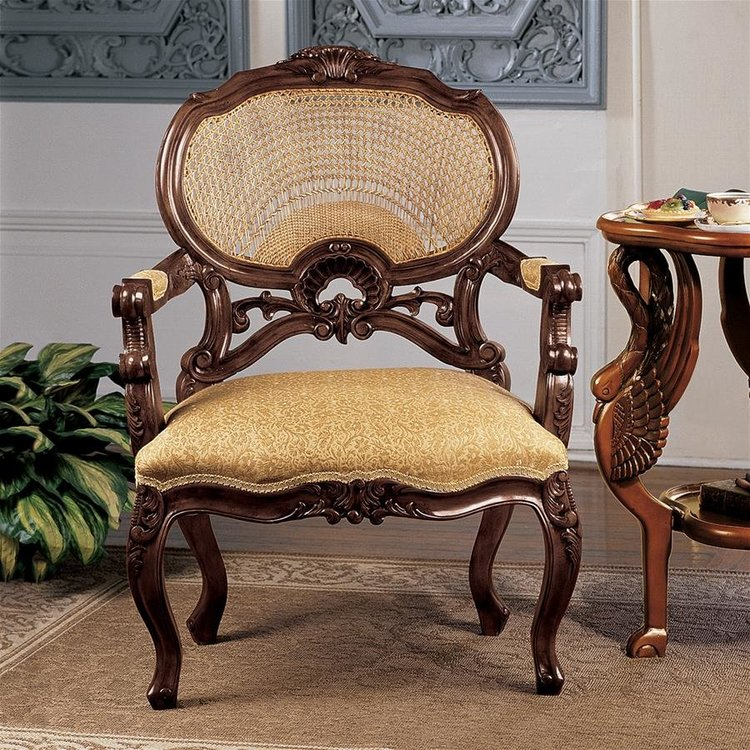 View larger image of Chateau Marquee Occasional Chair