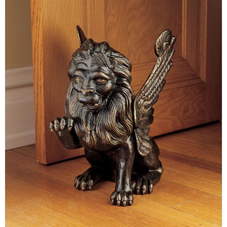 View larger image of Chimera Iron Sculpture