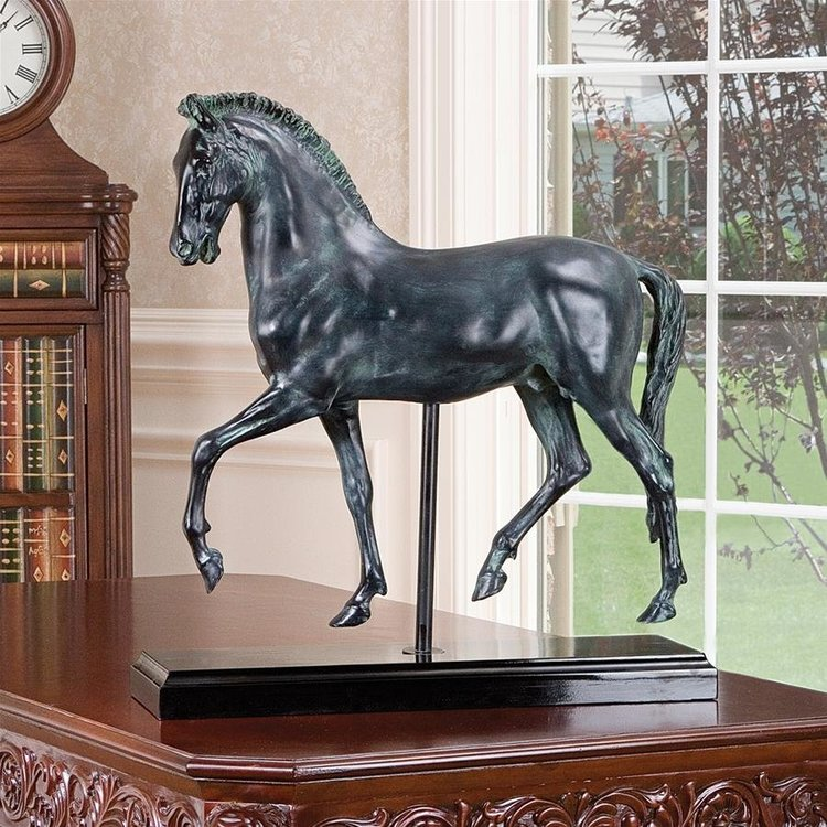 View larger image of Classical Horse Study Sculpture