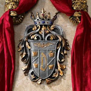 Count Dracula's Coat of Arms Wall Plaque