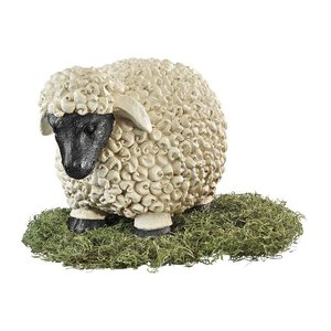 Counting Sheep Garden Statues: Large