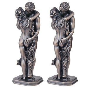 Dance of the Heart Sculptures: Set of Two