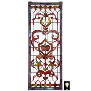 Delaney Manor Stained Glass Window