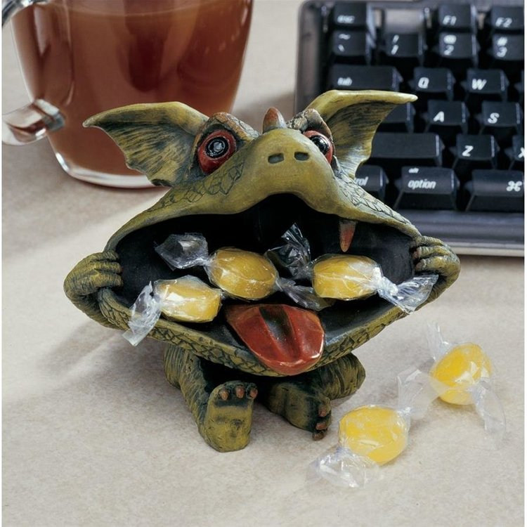 View larger image of Desktop Gothic Goblins: Dieter the Dragon