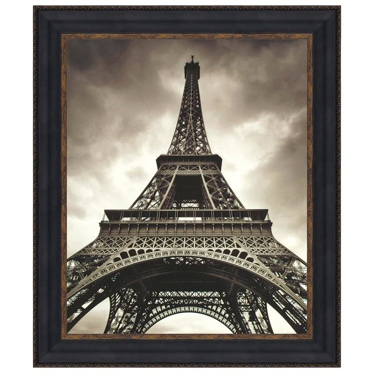View larger image of Eiffel Tower Print Under Glass: Large