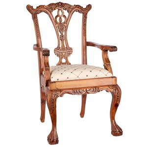 English Chippendale Armchair