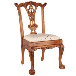English Chippendale Side Chair