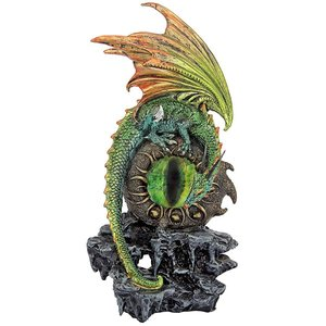 The Eye of the Dragon, Demon Portal to the Mystic Universe Statue
