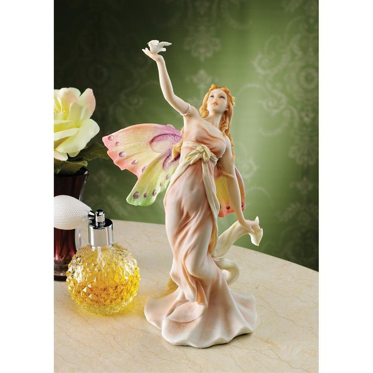 View larger image of Flower Dancer Fairy Statue