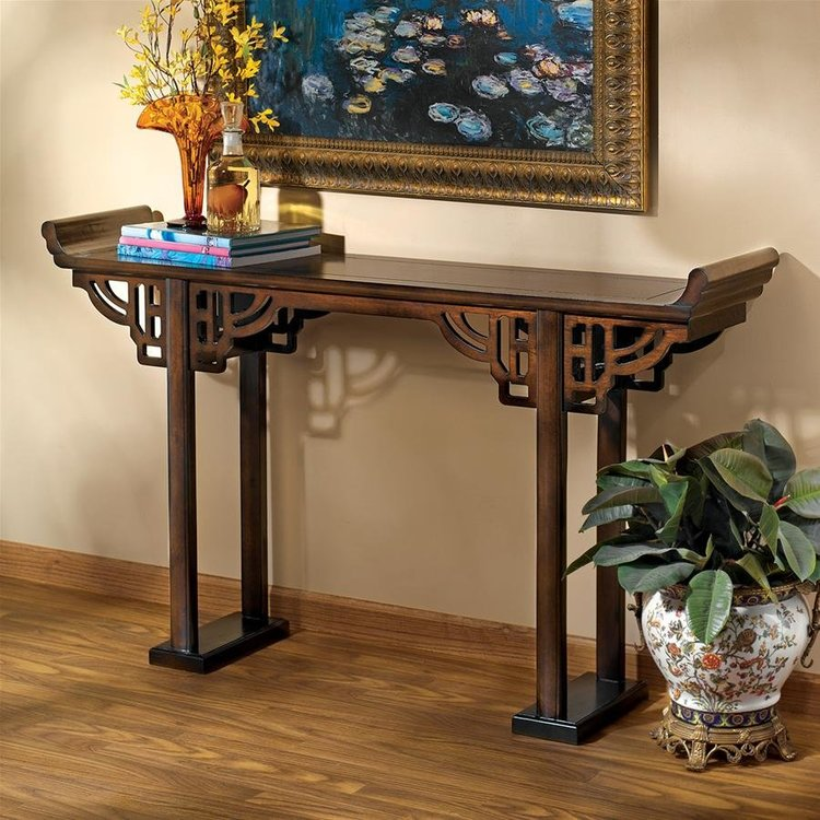 View larger image of Forbidden City Asian Console Table