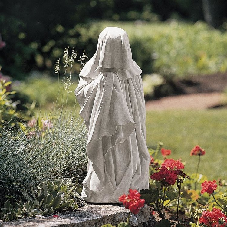 View larger image of French Pleurant Weeper Statues