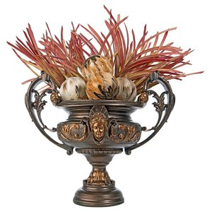 French Rococo Centerpiece Comport Urn