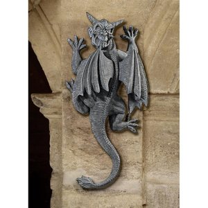 Gargoyle on the Loose Wall Sculpture: Large