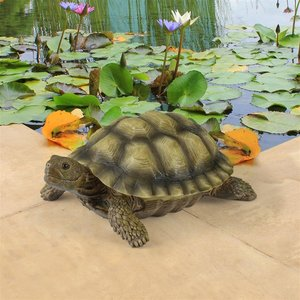 Gilbert, the Box Turtle Statues