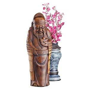 God of Good Fortune Statue