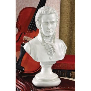 Great Composer Collection: Mozart Sculpture