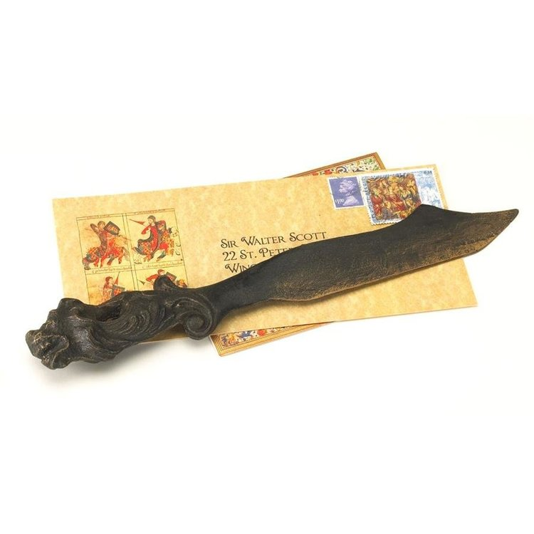 View larger image of Griffon Sword Oversized Iron Letter Opener