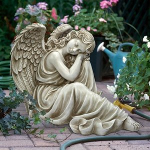 Harmony at Ease Angel Statue