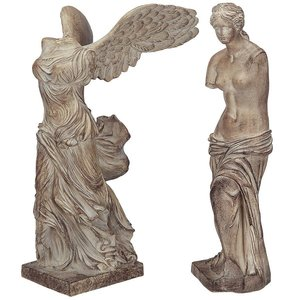 Hellenistic Goddesses Statue Collection