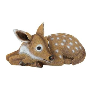 Hershel, the Forest Fawn Baby Deer Statue