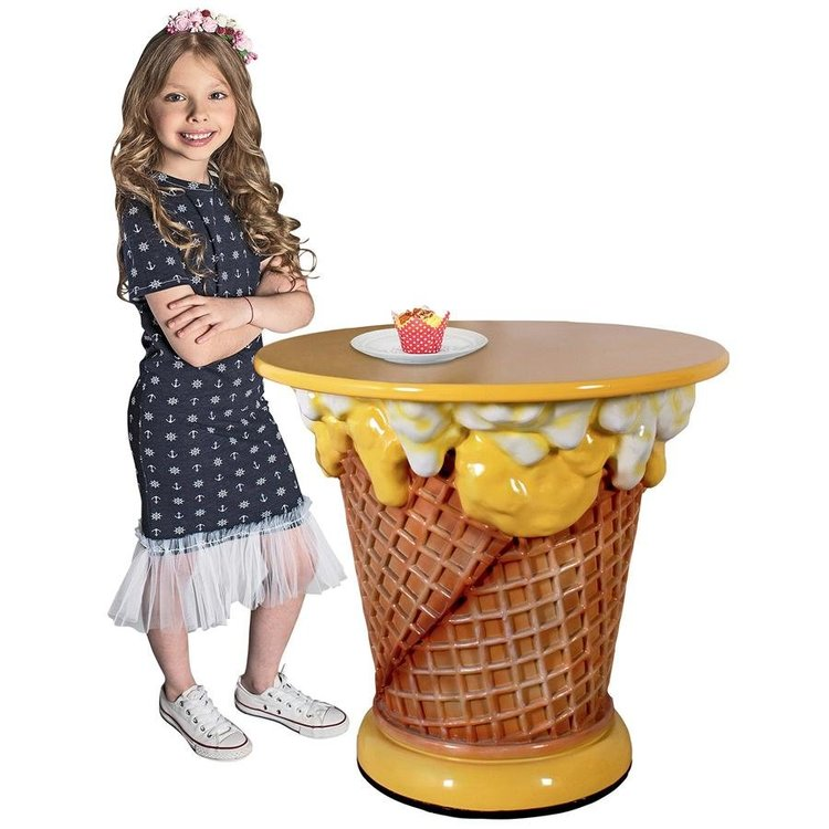 View larger image of Ice Cream Parlor Table and Chairs Collection