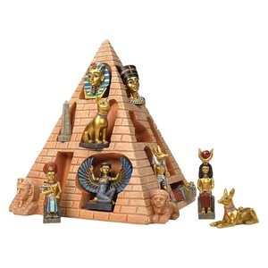 Icons of Egypt Collectible Pyramid Sculpture