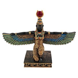 Isis, Egyptian Goddess of Beauty Statue