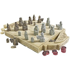 Isle of Lewis Chess Set and Board