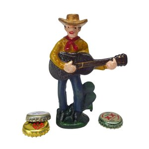 Stagecoach Strongbox Die-Cast Iron Mechanical Coin Bank