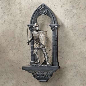 Knights of the Realm 3-Dimensional Wall Sculpture: Sir Gavin