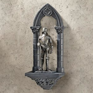 Knights of the Realm 3-Dimensional Wall Sculpture: Sir Samuel
