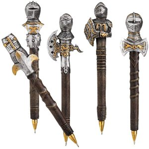 Knights of the Realm: Battle Armor Pen Collection