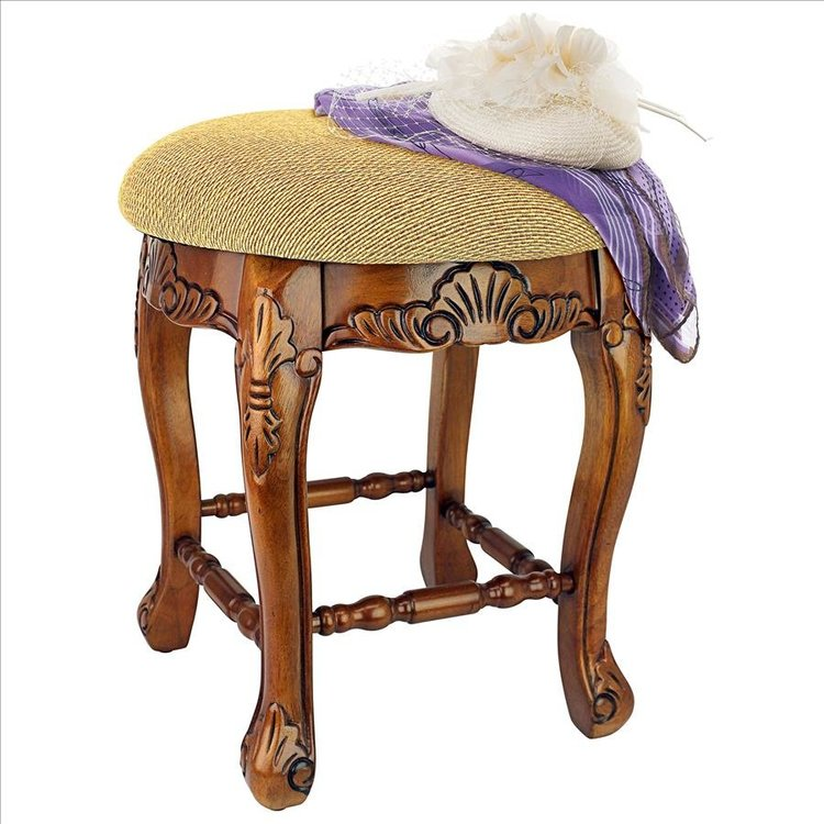 View larger image of Lady Annette Boudoir Stool