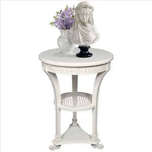 Lanquedoc French-Style Pedestal Table