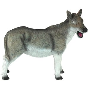 Laughing Donkey Statue