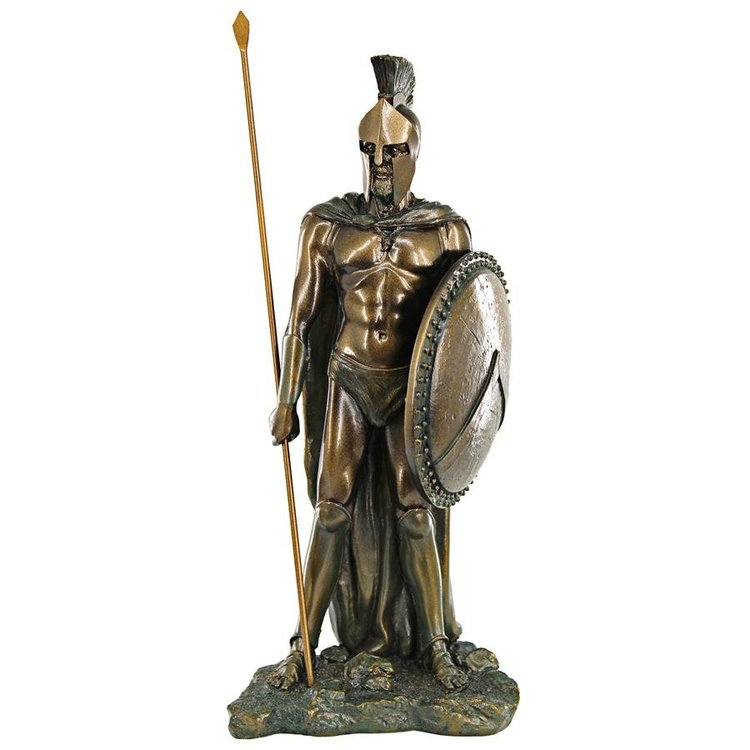 View larger image of Legendary Spartan Warrior Statues