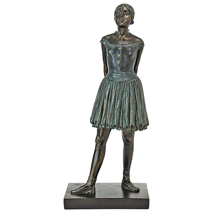 View larger image of Little Dancer, Fourteen Years Old Statue