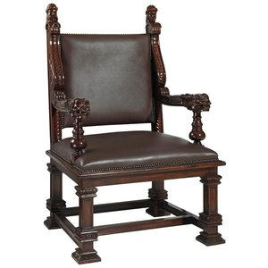 Lord Cumberland's Royal Throne Chair