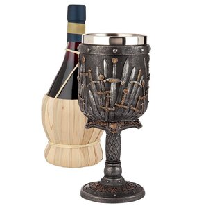 Lord of the Swords Gothic Goblet